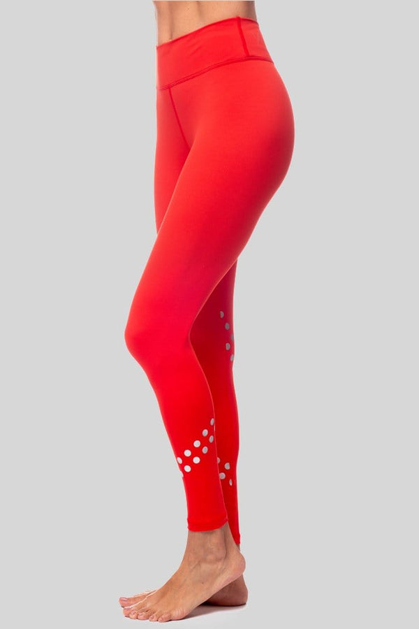 Rockell 7/8 Legging, Poppy | Vie Active