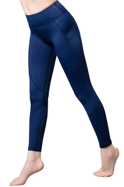 Riley 7/8 Double Pocket Legging, Ink Blue