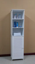 Load image into Gallery viewer, Wooden Tall Bathroom Cabinet/Linen Cabinet/Bathroom Storage Cabinet,HC-044