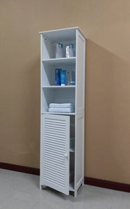 Wooden Tall Bathroom Cabinet/Linen Cabinet/Bathroom Storage Cabinet,HC-044