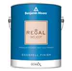 REGAL Select Waterborne Interior Paint - Eggshell