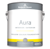 Aura Waterborne Interior Exterior Color Foundation