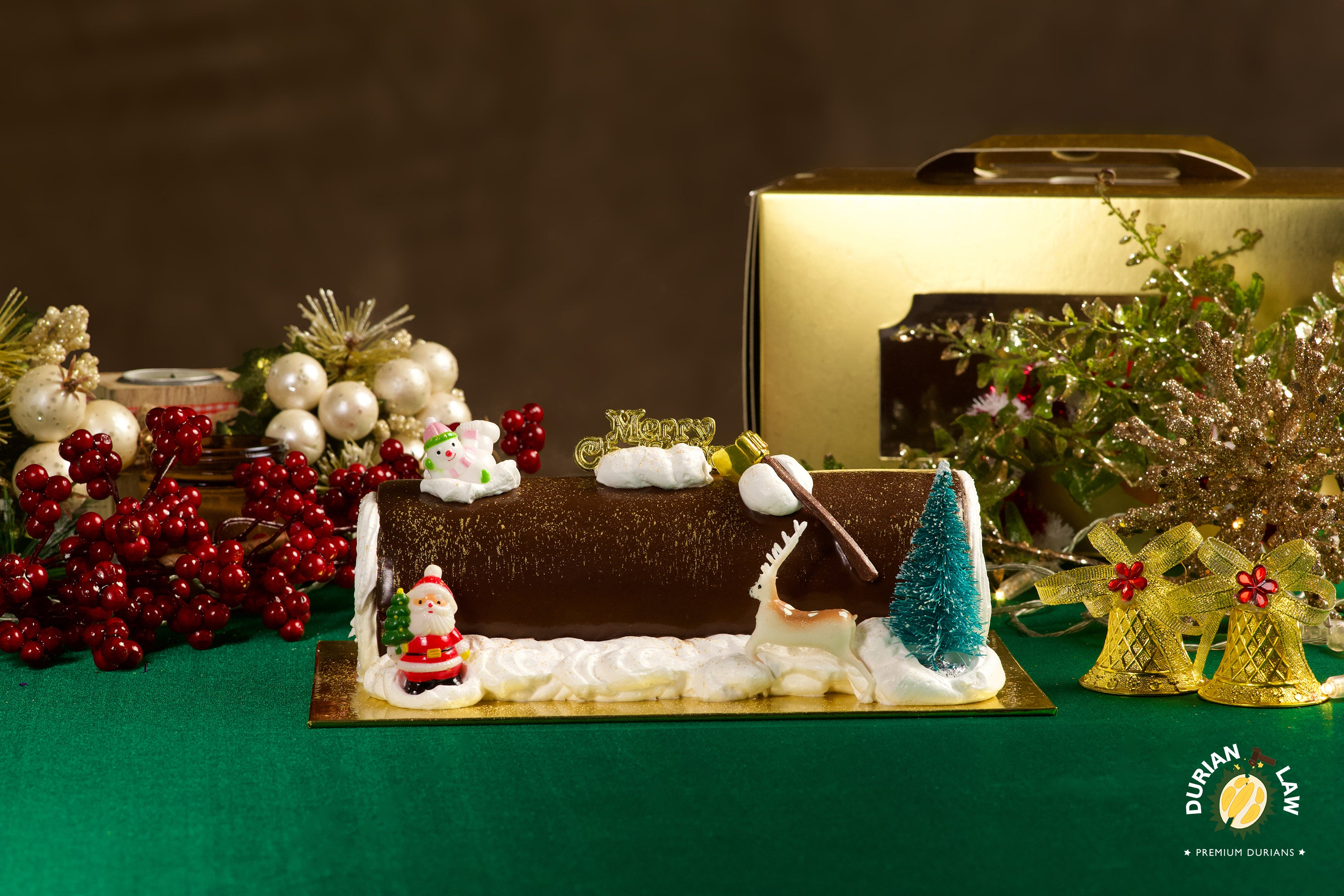Christmas Dark Chocolate Bundle