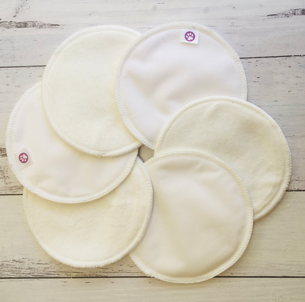 Breast Pads - White