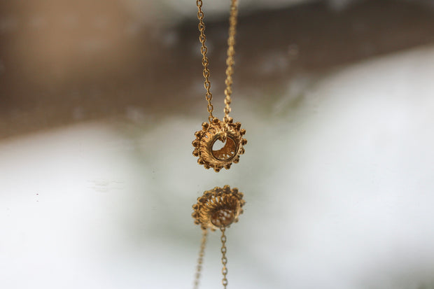 The Butete Necklace Gold