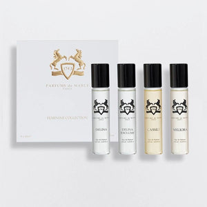 Parfums de Marly Parfums de Marly Feminine Discovery Collection 4 X 10 ML scentsangel.