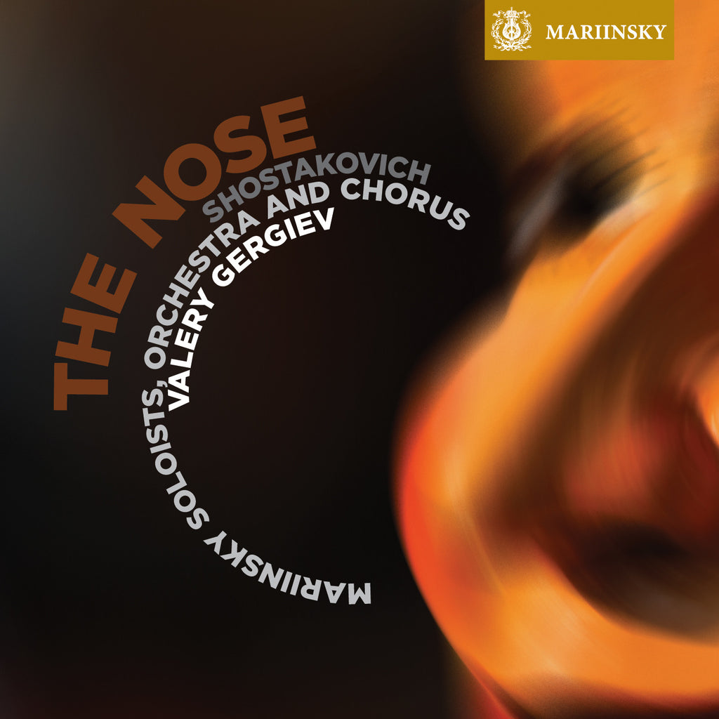 SHOSTAKOVICH <br /> The Nose<br /> <small>[digital download]</small>