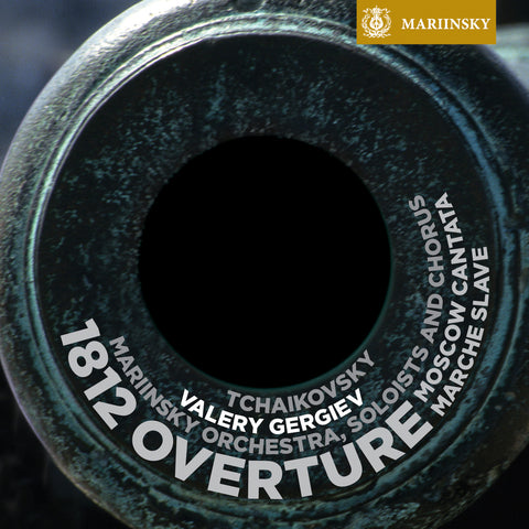 TCHAIKOVSKY <br /> 1812 Overture, Marche Slave<br /> <small>[digital download]</small>