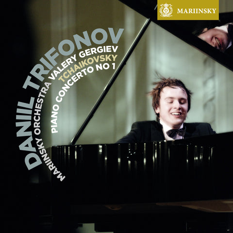 TCHAIKOVSKY <br /> Piano Concerto No 1 <small>(Trifonov)</small> <br /><sup><small>[digital download]</small></sup>