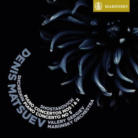 SHOSTAKOVICH Piano Concertos Nos 1 & 2 <br /> SHCHEDRIN Piano Concerto No 5 <small><sup>(Matsuev)</sup></small> <br /> <small><sup>[digital download</small>]</sup>