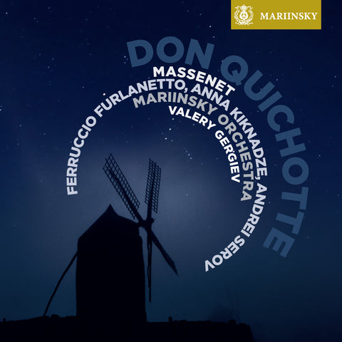 MASSENET <br /> Don Quichotte<br /> <sup><small> [digital download]</small></sup>