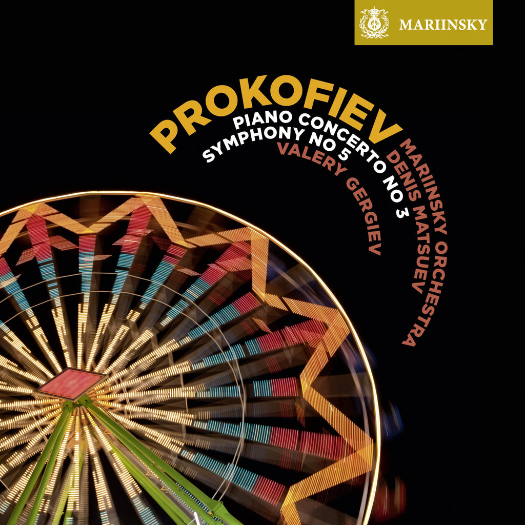 PROKOFIEV <br /> Piano Concerto No 3 & Symphony No 5 <small><sup>(Matsuev)</sup></small> <br /> <sup><small>[digital download]</small></sup>