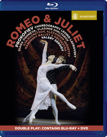 PROKOFIEV <br /> Romeo & Juliet <small><sup>[Double Play - BD & DVD]</sup></small>