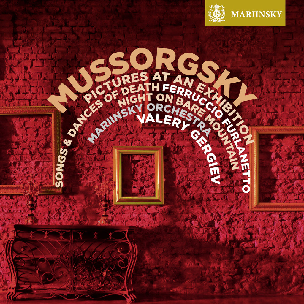 Exhibition an - pictures mussorgsky at