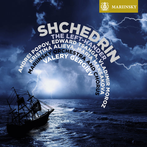 SHCHEDRIN<br /> The Left-Hander<br /> <small><sup>[digital download]</small></sup>