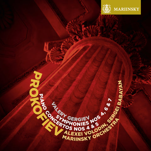 PROKOFIEV<br /> <small>Symphonies Nos 4, 6 & 7 <br /> Piano Concertos Nos 4 & 5 [digital download]</small>