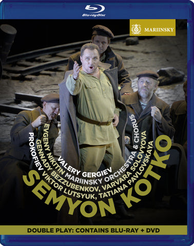 PROKOFIEV <br/ >Semyon Kotko <br /><sup>[Double Play - Blu-ray & DVD]</sup>