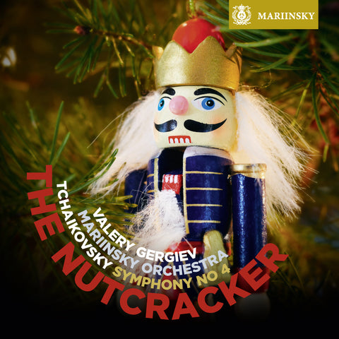 TCHAIKOVSKY <br /><small>The Nutcracker, Symphony No 4</small>