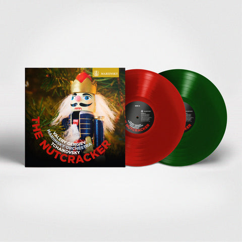 TCHAIKOVSKY The Nutcracker [vinyl]