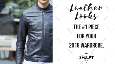 Why You NEED A Sculpt Leather Jacket in Your Wardrobe?