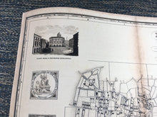 Load image into Gallery viewer, Liverpool and its Environs, by William Swire, 1824 Modern Print