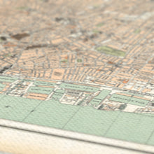 Load image into Gallery viewer, Royal Atlas Plan of Liverpool, 1898 Canvas