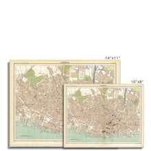 Load image into Gallery viewer, Royal Atlas Plan of Liverpool, 1898 Fine Art Print