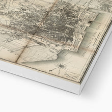 Load image into Gallery viewer, Liverpool and its Environs, by William Swire, 1824 Canvas
