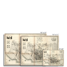 Load image into Gallery viewer, Liverpool and its Environs, by William Swire, 1824 Hahnemühle Photo Rag Print