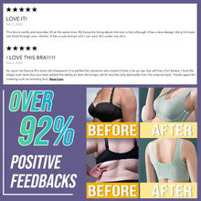 Load image into Gallery viewer, Oversize (M-8XL) Front Closure Extra-Elastic Breathable Bra