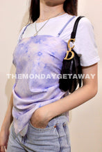 Load image into Gallery viewer, Lilac Tiedye Top - themondaygetaway.
