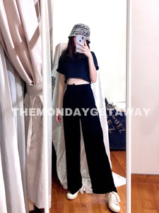 The Essential Black Pants - themondaygetaway.