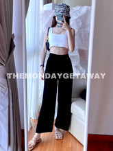 Load image into Gallery viewer, The Essential Black Pants - themondaygetaway.