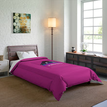 Load image into Gallery viewer, Pink Comforter