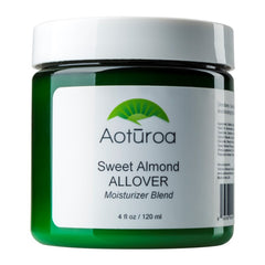 "Sweet Almond ""ALLOVER"" Moisturizer Blend"