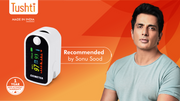 TX-25+ Finger Tip Pulse Oximeter with Alarm Feature + Duracell Battery + N95 Mask 10 Pcs + Free Delivery in 48 Hrs