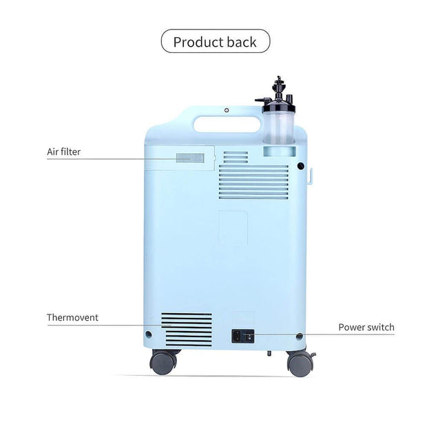 *Call Now  Uday +91 88606 41957 READY DELIVERY in Delhi OCM-5Y-5LPM Oxygen Concentration Machine.