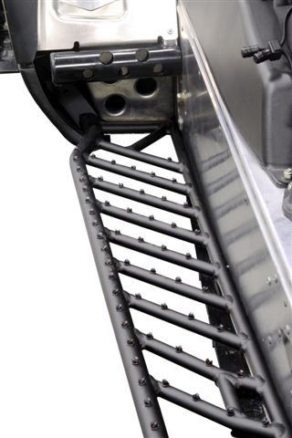 Skinz Air Frame Running Boards for Polaris IQ