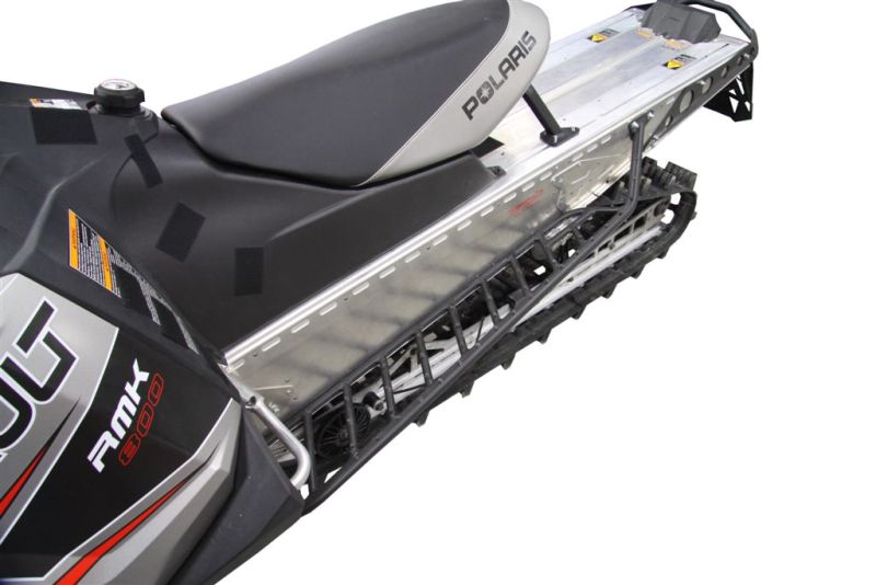 Skinz Air Frame Running Boards for Polaris Pro Ride