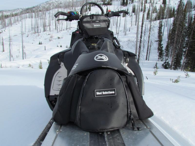 E-Series Backcountry Underseat Bag
