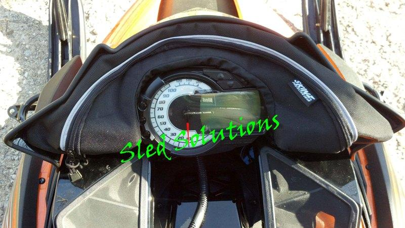 Skinz Windshield Pak for Arctic Cat Pro Climb-ProCross