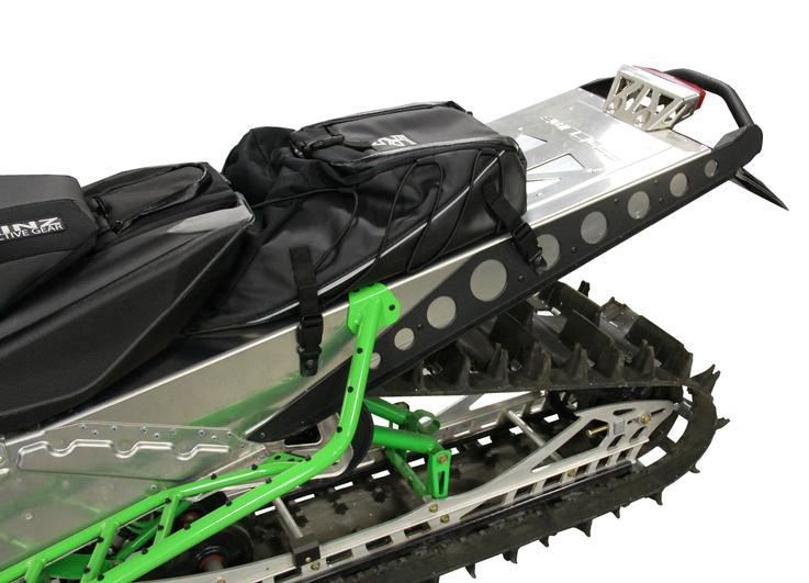 Skinz Rear Bumper for Arctic Cat Pro Climb-Pro Cross