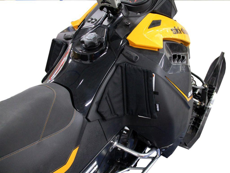Skinz Kneepads for Ski Doo XM-XS