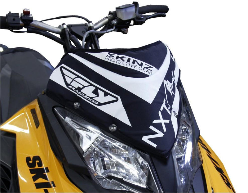 Ski Doo XM NXT LVL Windshield