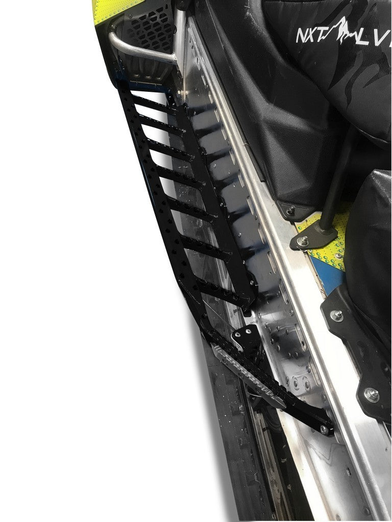Skinz-Burandt AXYS Tri-Lite Shorty Running Boards