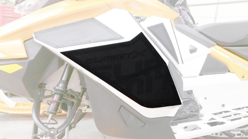 2 Cool Main Side Panel Vents Ski-Doo Gen-4