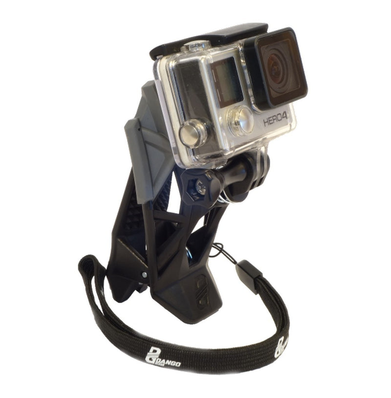 GoPro Gripper Mount by Dango Design
