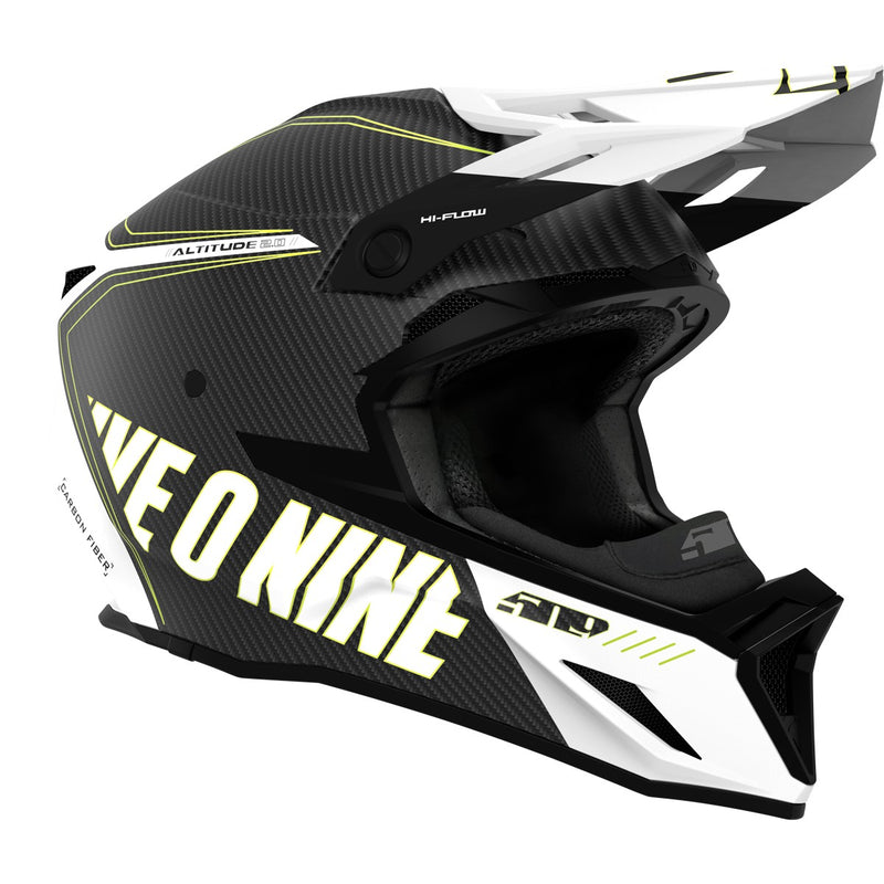 509 Altitude 2.0 Carbon Fiber HI-Flow