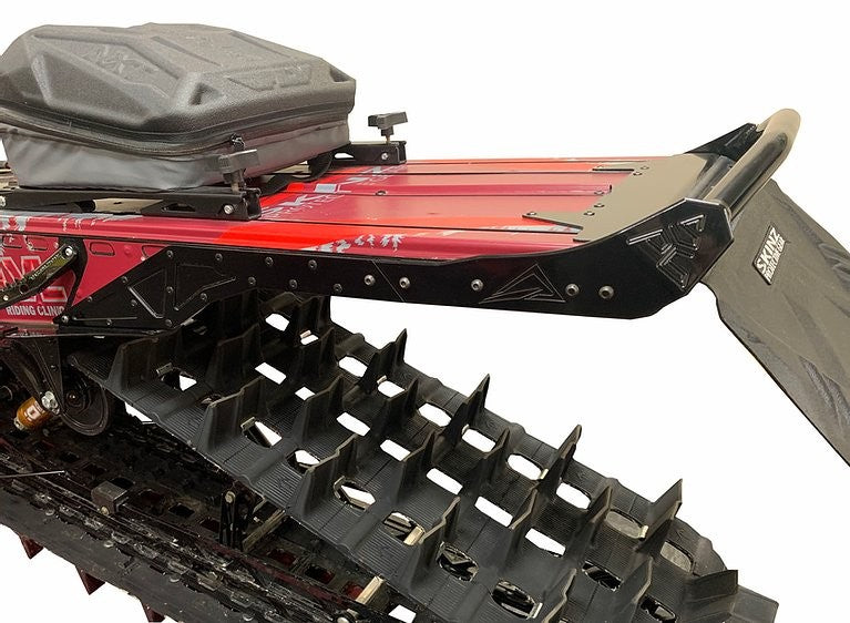 Polaris AXYS Cut Tunnel Rear Bumper