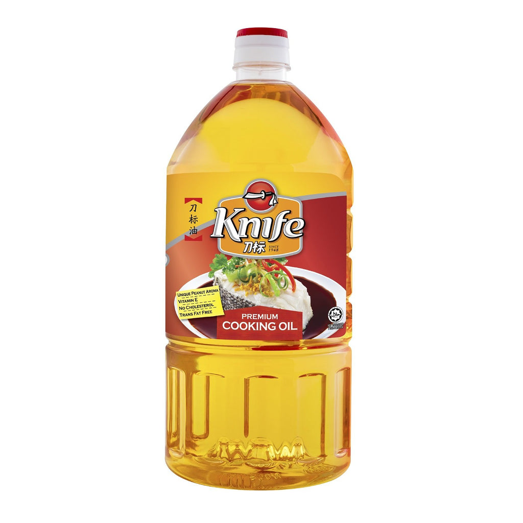 Knife Premium Cooking Oil 2Ltr